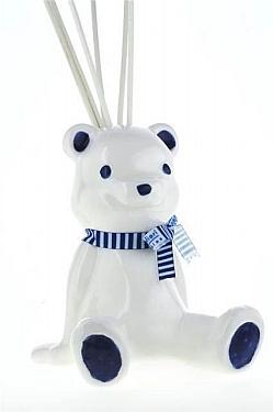 vonný modrý medvídek